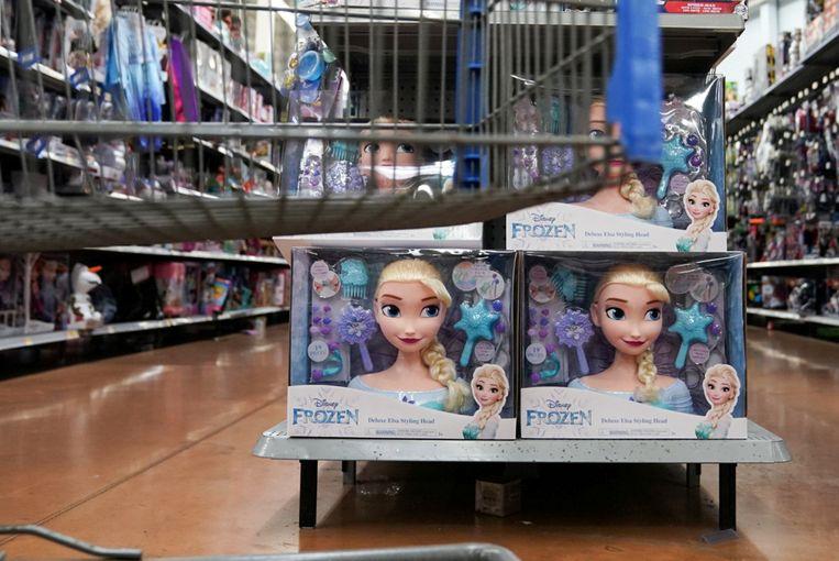 Speelgoed van Frozen.