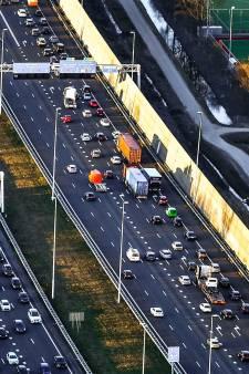 Defecte printplaat oorzaak verkeersinfarct rond Rotterdam