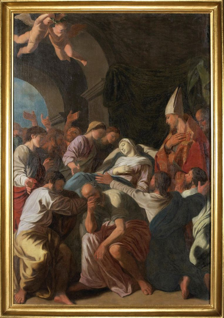 Het meesterwerk 'Dood van de Heilige Maagd' van de Franse schilder Nicolas Poussin is nu erkend als topstuk.