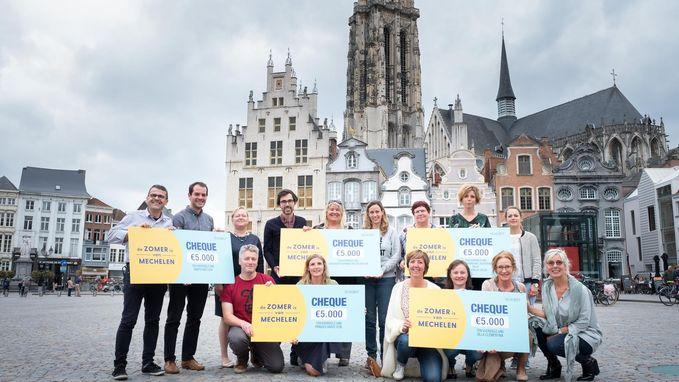 Festivalzomer levert 25.000 euro op voor goede doelen