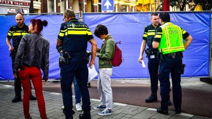 Drie gewonden bij schietpartij in Amsterdam