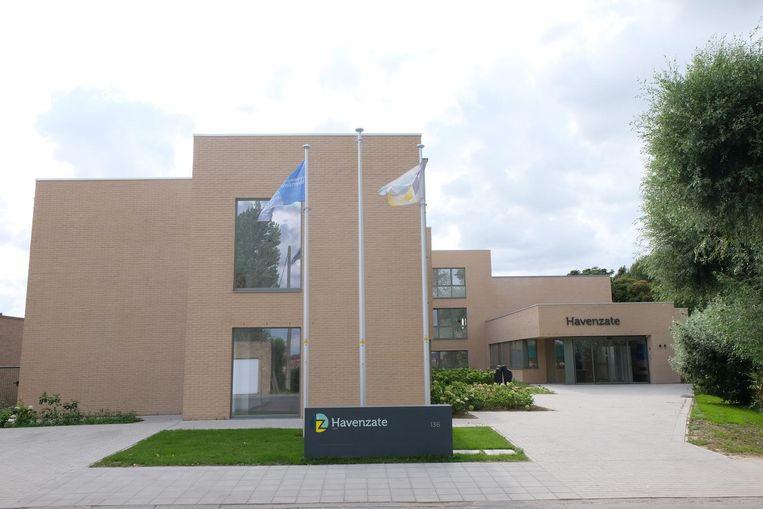 De nieuwbouw van Havenzate.