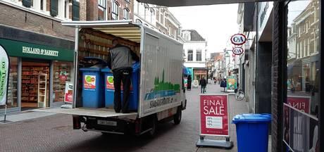 Slimme oplossing overlast binnenstad Deventer