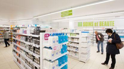 Primeur: apothekers aan de slag in Carrefour