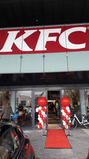KFC is open in Den Bosch