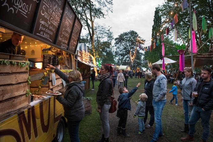 Het Blije Bietjes Foodfestival trok vorig jaar bijna 5000 bezoekers. De organisatie hoopt dat te evenaren.