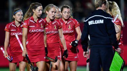 Red Panthers geven 1-3-voorsprong weg en stunten net niet tegen Australië (3-3)