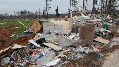 Tornado's in Alabama vernielen alles op hun pad: zeker 23 doden