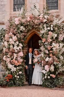 Les premières images du mariage ultra secret de la princesse Beatrice