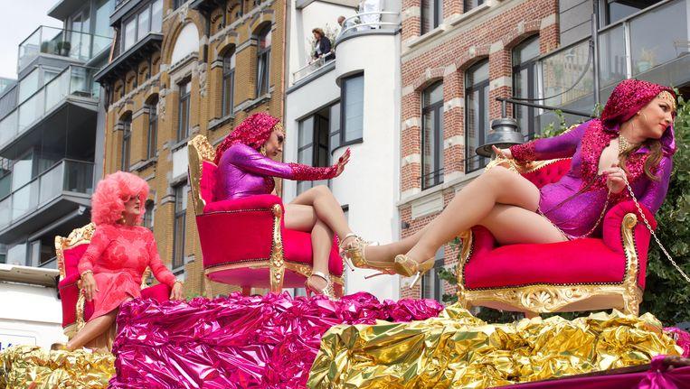 Archiefbeeld: Antwerp Pride 2016