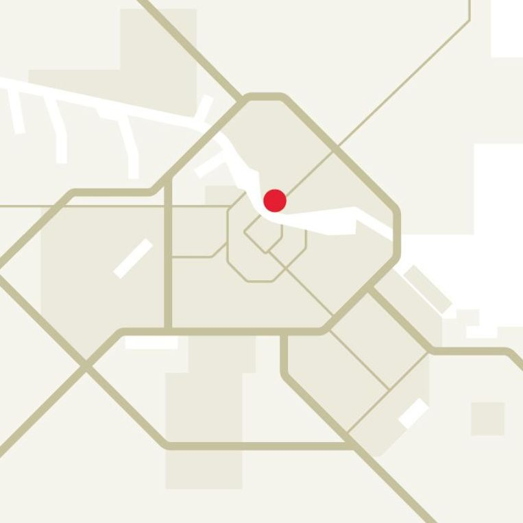 Locatie van de A'DAM Toren Beeld Laura van der Bijl