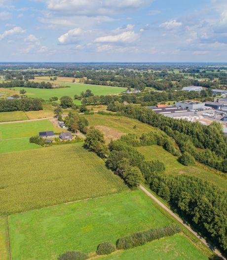 Nieuw bedrijventerrein Rijssen naast natuurgebied stapje dichterbij