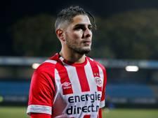 Maxi Romero is bij PSV onderweg naar meer, zonder zichzelf te forceren