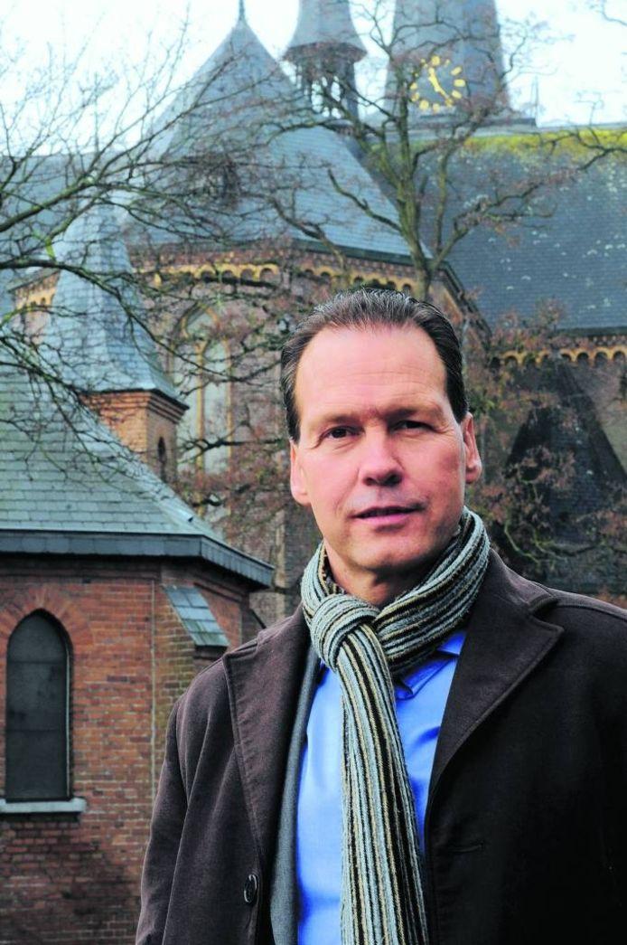 Kamerlid John Kerstens (PvdA) uit Arnhem.
