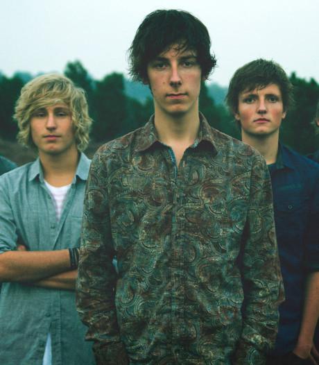 Band Tricklebolt naar Vinylparadijs in Geesteren