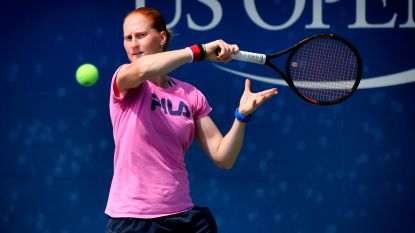 Van Uytvanck klopt Mertens in Belgisch onderonsje in de kwalificaties van WTA Miami