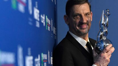 Peter Van Den Begin wint Magritte du Cinéma voor beste acteur