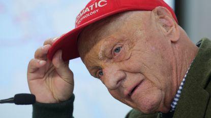 """Arts positief over herstel F1-legende Niki Lauda: """"We zijn zeer tevreden"""""""