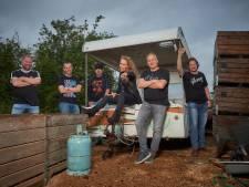 'CDA-babe' nieuwe zangeres van The Marshalls uit Haaksbergen