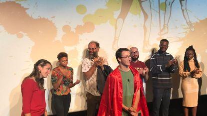 Luikenaar REQ wint zevende editie BK Poetry Slam