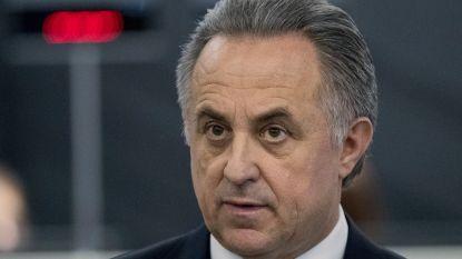 """Russische vicepremier Mutko: """"Ongeveer 200 Russische sporters zullen deelnemen aan Winterspelen"""""""