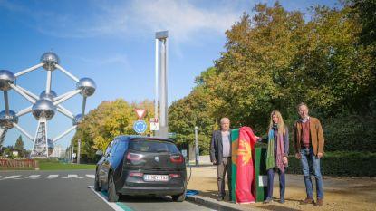 CD&V wil 4.000 laadpalen in Brussel, nu staan er slechts 4