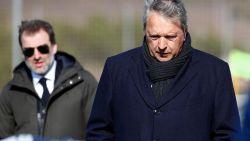 Herman Van Holsbeeck ontkent betrokkenheid, maar bleef nacht in de cel