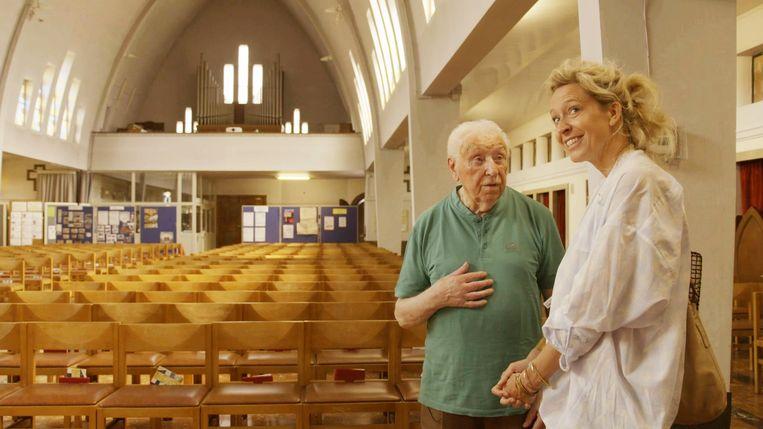 Will Ferdy vertelt Cath - in een kerk, dan nog - dat hij denkt dat Jezus een homo was.