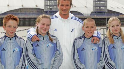 Beckham ontmoeten... en je toekomstige