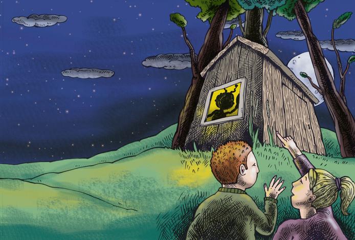 illustratie cover boek Petra Kwaadgras