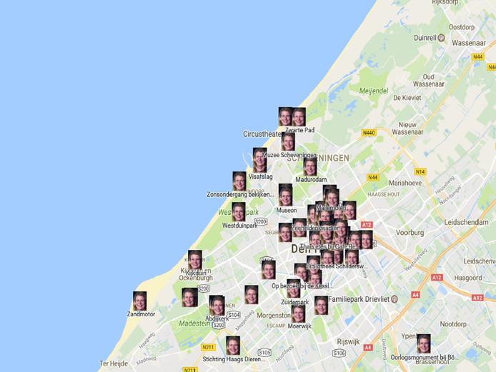 D66 hoopt dat Pauline Krikke op de uitnodiging om deze plekken in Den Haag te bezoeken in zal gaan.