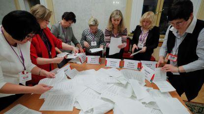 Oppositie verdwijnt uit parlement Wit-Rusland