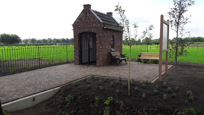 De kapel in Rijkevoort.