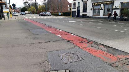 Kruispunt Leuvensesteenweg-Stationsstraat wordt heraangelegd