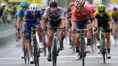 Colbrelli neemt Gaviria en Sagan te grazen in Zwitserland