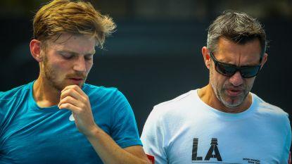 """Onze tennisexpert analyseert breuk tussen Goffin en coach Van Cleemput: """"Het annus horribilis liet zijn sporen na"""""""