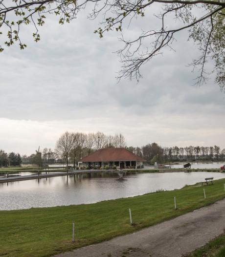 Het Blank Water in Someren-Eind weer open na verbouwing