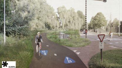 Plannen voor fietssnelweg F25 in Kessel-Lo klaar