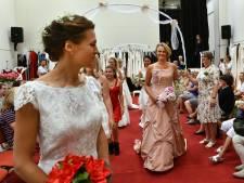Bruidsshow Amerongen om alvast in de stemming te komen voor de Grote Dag