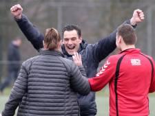 Jacco Kampert stopt als hoofdtrainer van Musketiers