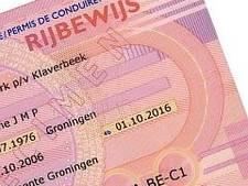 Rijden zonder geldig rijbewijs