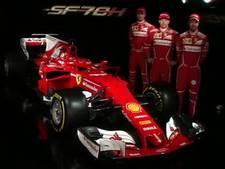 Nieuwe SF-70H is weer 'Ferrari-rood'