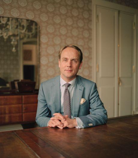 Edward Leenders woont in beroemd vijfsterrenhotel: 'Mijn dochters zitten niet als prinsesjes boven'