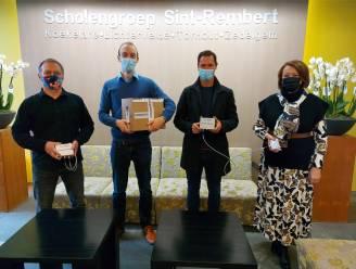 Twee slimme CO2-meters moeten in Sint-Rembert meehelpen om coronavirus in te dijken