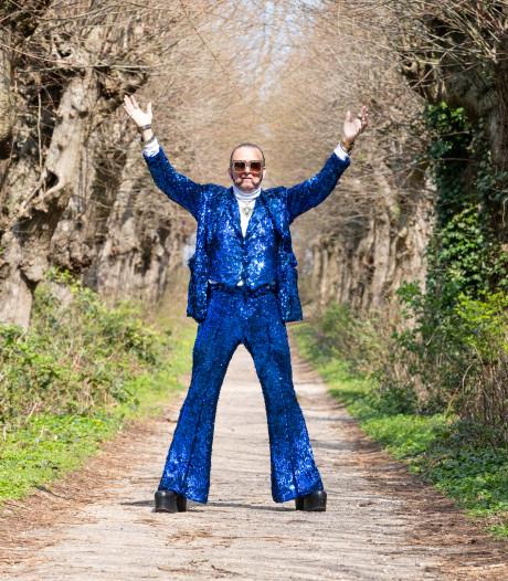 Feestzanger Ronnie Ruysdael blijft polonaisekoning: 'Laatste optreden moet beste zijn'