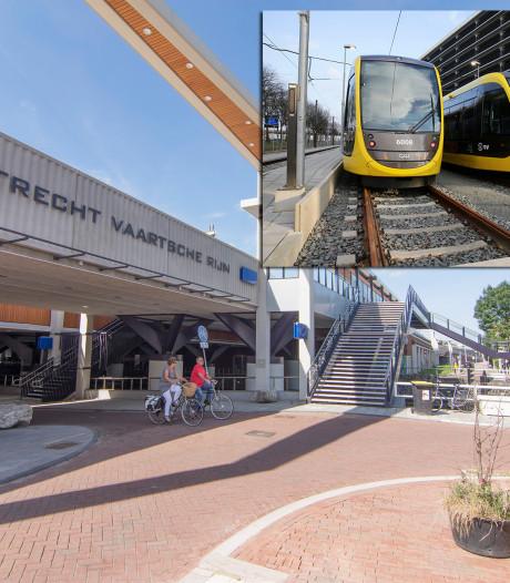 Omwonenden halfjaar langer in de herrie: aanpassen viaduct Uithoflijn van start