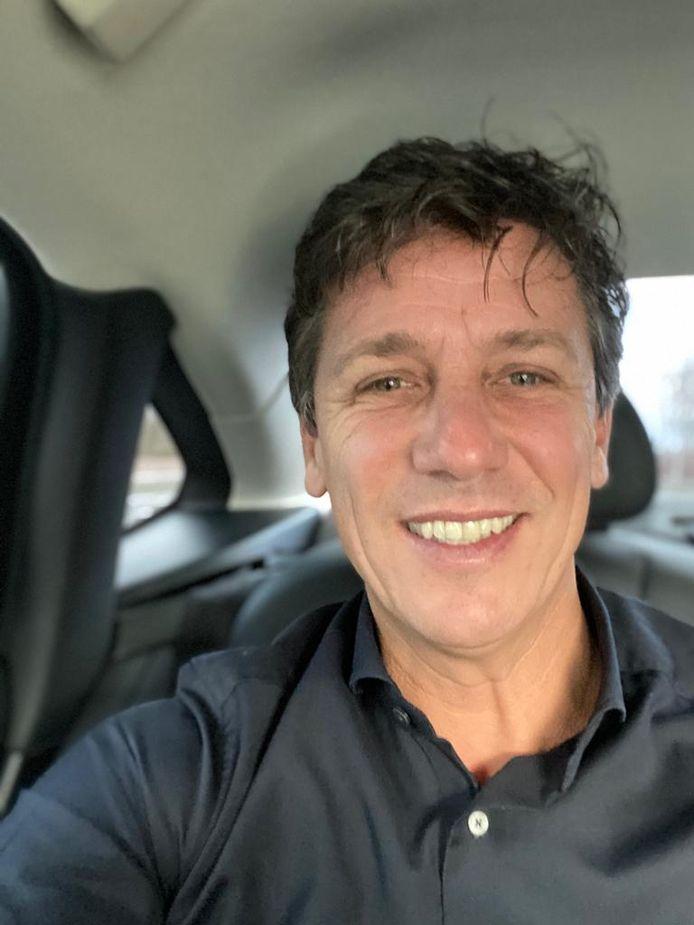 Jacco Vonhof, voorzitter MKB Nederland.