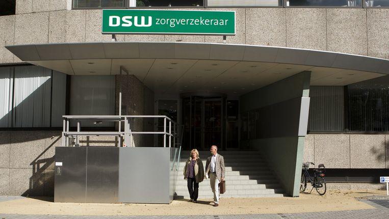 Het hoofdkantoor van DSW Beeld ANP