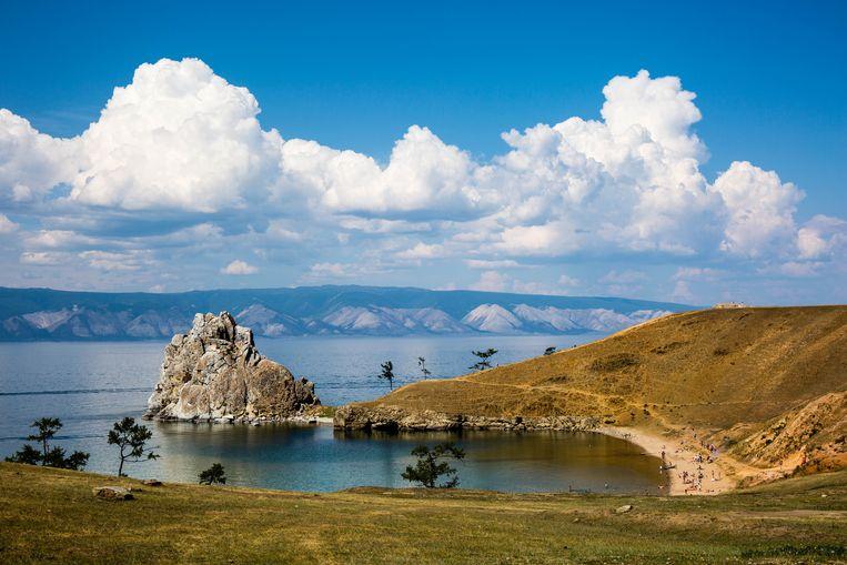 Het Baikalmeer in Siberië. Beeld Getty Images/Moment Open