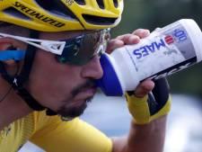 """Armstrong: """"Deceuninck-Quick Step est un gros utilisateur de cétones"""""""